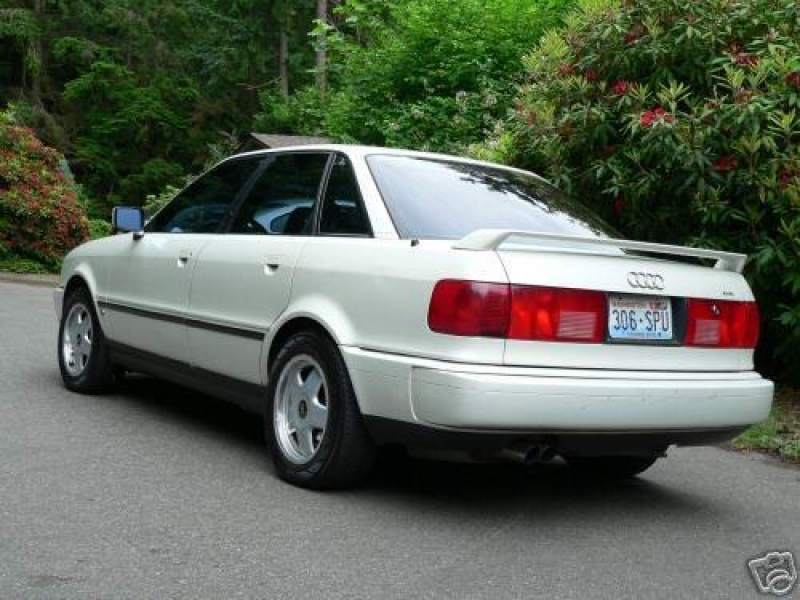 Another QuattroHawk 1994 Audi 90 post...