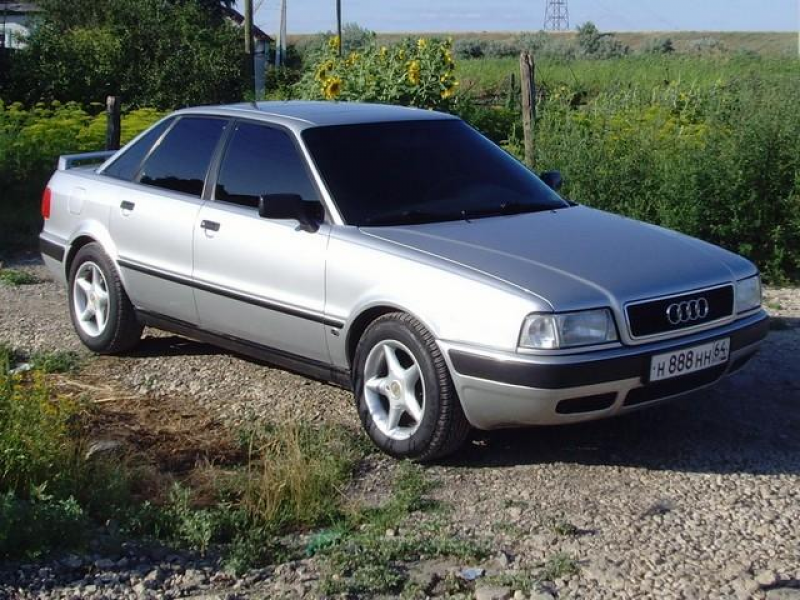 ... platform and many parts used audi 80 1992 audi 80 for sale photo 1