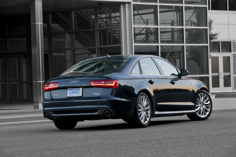 2014 Audi A6 - Photo Gallery