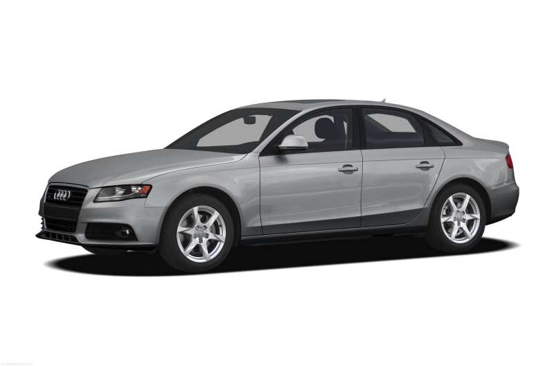 2011 Audi A4 Sedan 2.0T Premium 4dr Front wheel Drive FrontTrak Sedan ...