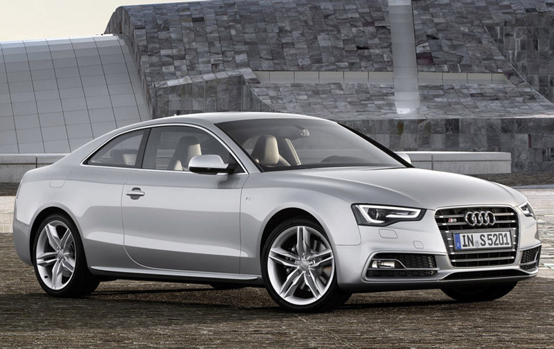 For 2012 Audi has given the A5 and S5 a mid-life refresh which brings ...