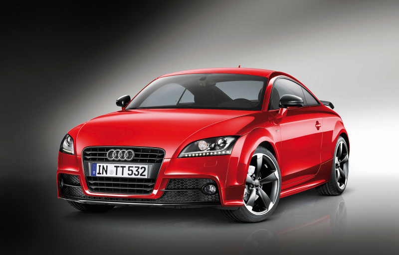2013 Audi TT Coupe S line competition