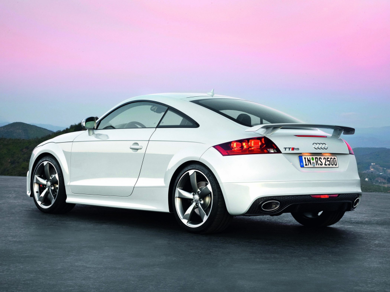 2013 Audi TT RS Coupe Hatchback 2.5 2dr All wheel Drive quattro Coupe ...