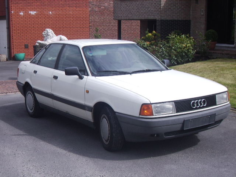 you some old picture of this audi 80 car this car body is luxury with ...