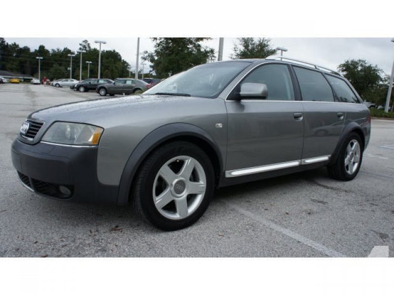 2005 Audi allroad 2.7T for sale in Green Cove Springs, Florida