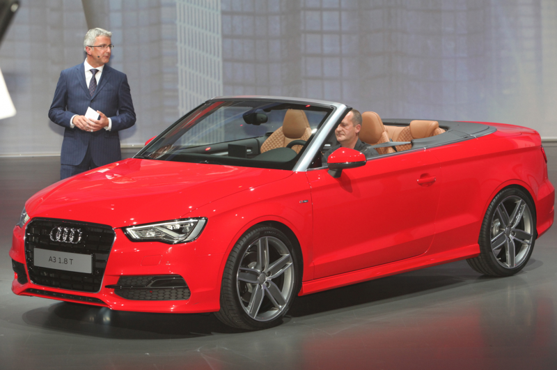 2015 Audi A3 Sedan Priced at $30,795, A3 Cabriolet Coming to U.S ...