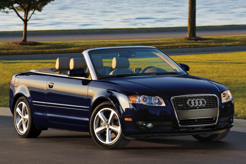 the audi cabriolet is the convertible version of audi automobiles audi ...