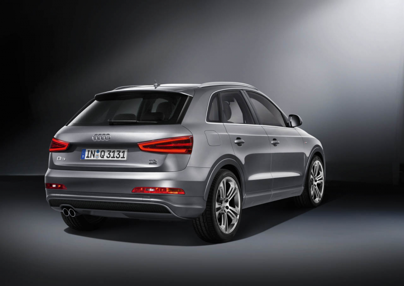 The Audi Q3 will be built in Martorell, Spain near Barcelona and will ...