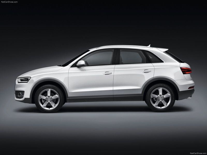 Audi Q3 Preview in KL!