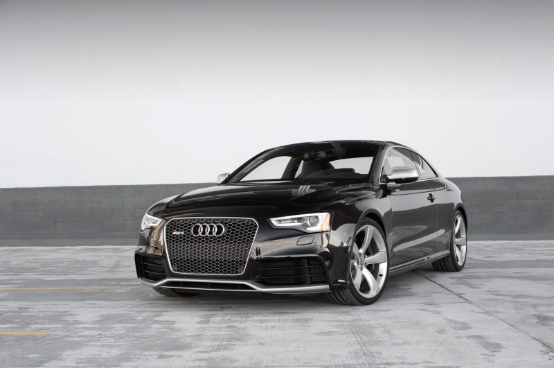 2014 Audi Rs 5 Front Three Quarters