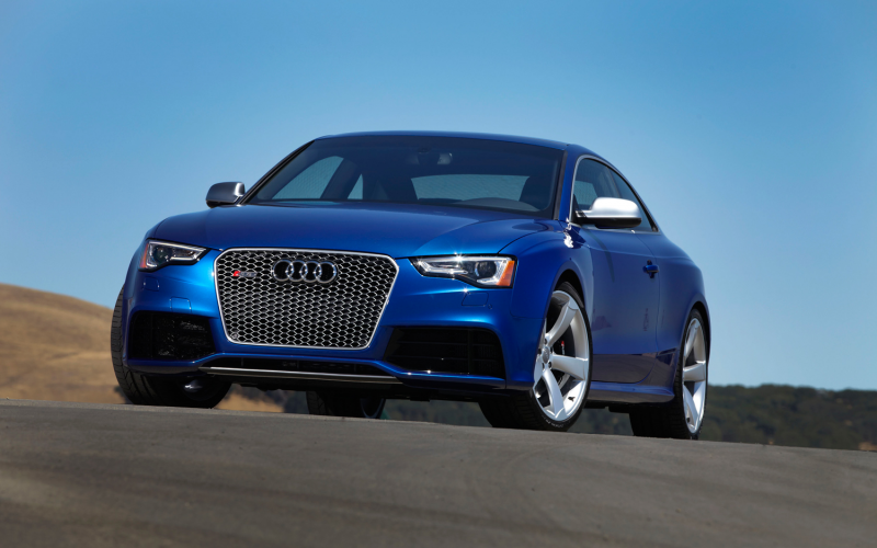 2013 Audi RS 5 First Drive Photo Gallery