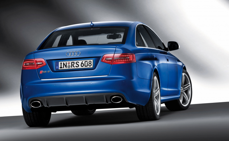 Audi RS6 Sedan unveiled: details and photos