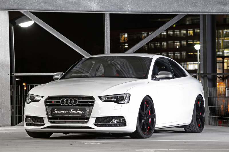 AUDI S5 COUPE BY SENNER