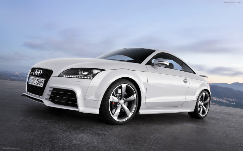Home > Audi > 2010 Audi TT RS Coupe