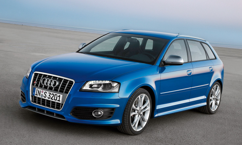 Audi has officially unveiled the refreshed 2009 Audi A3 and A3 ...