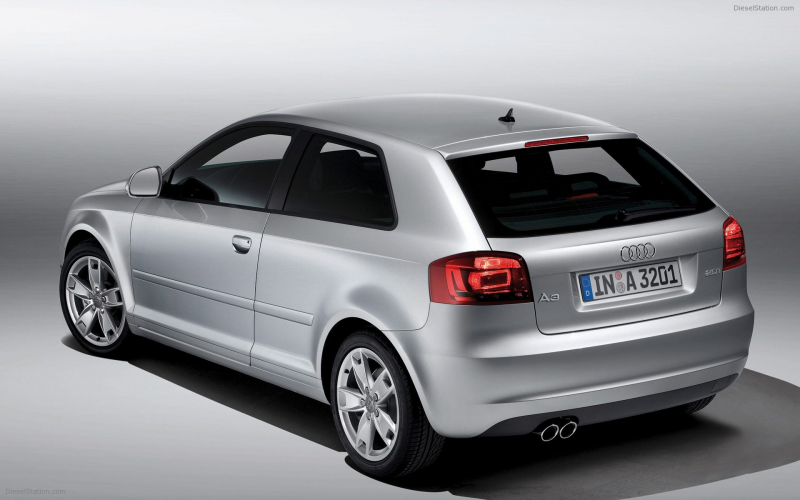 Home > Audi > Audi A3 and S3 Sportback 2009