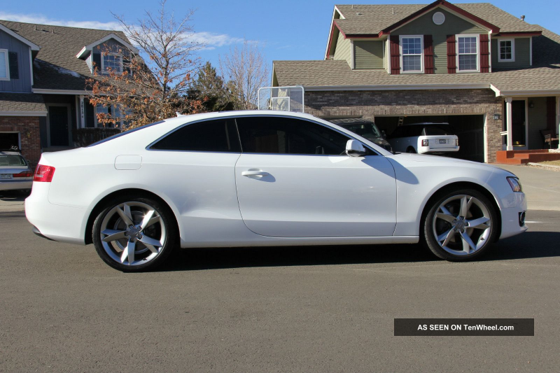 2011 Audi A5 2. 0t Quattro Premium Plus A5 photo