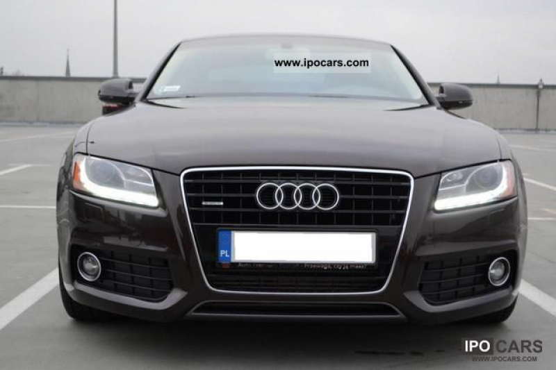 2011 Audi A5 2011 Quatro Navi, Leather, LED, MMI 3G * 324km * Sports ...