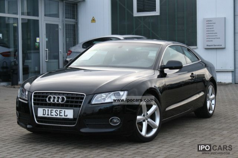 2010 Audi A5 Coupe 2.0 TDI S-Line Sport Package ** ** Sports car/Coupe ...