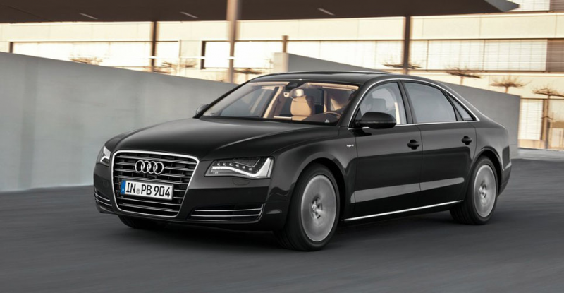 2016 Audi A8; Interior and Exterior