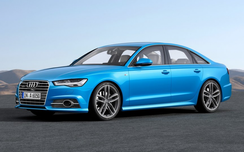 You may have already known major changes in the 2016 A6 are in: