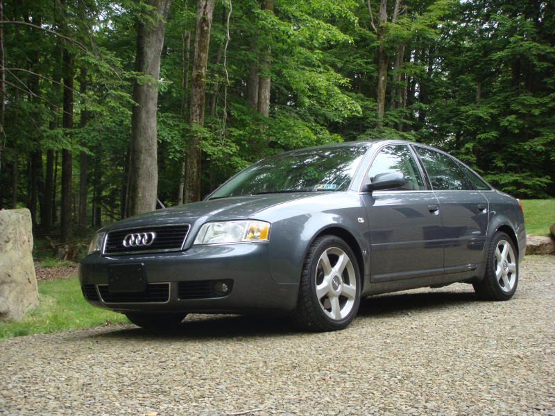 Home / Research / Audi / A6 / 2004