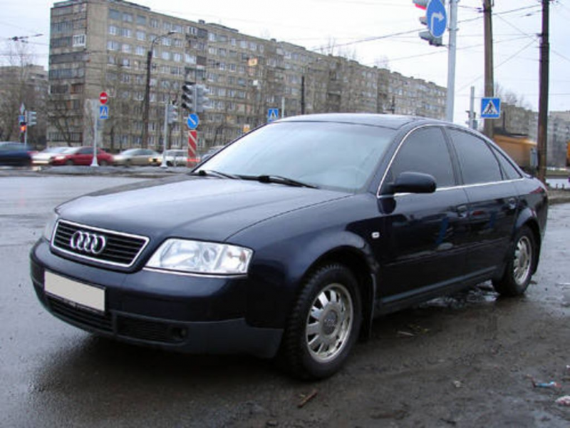 More photos of AUDI A6