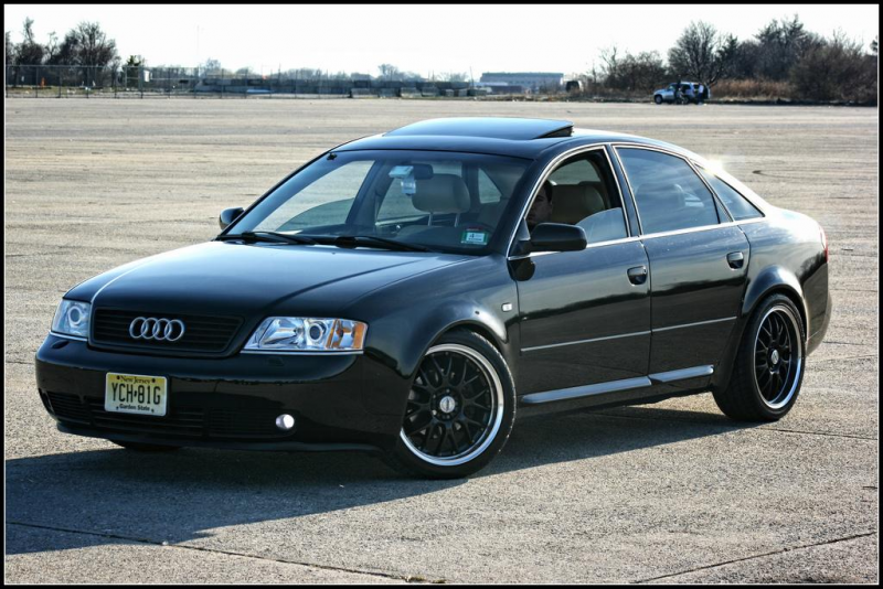 Another hcaudikeed 1999 Audi A6 post...