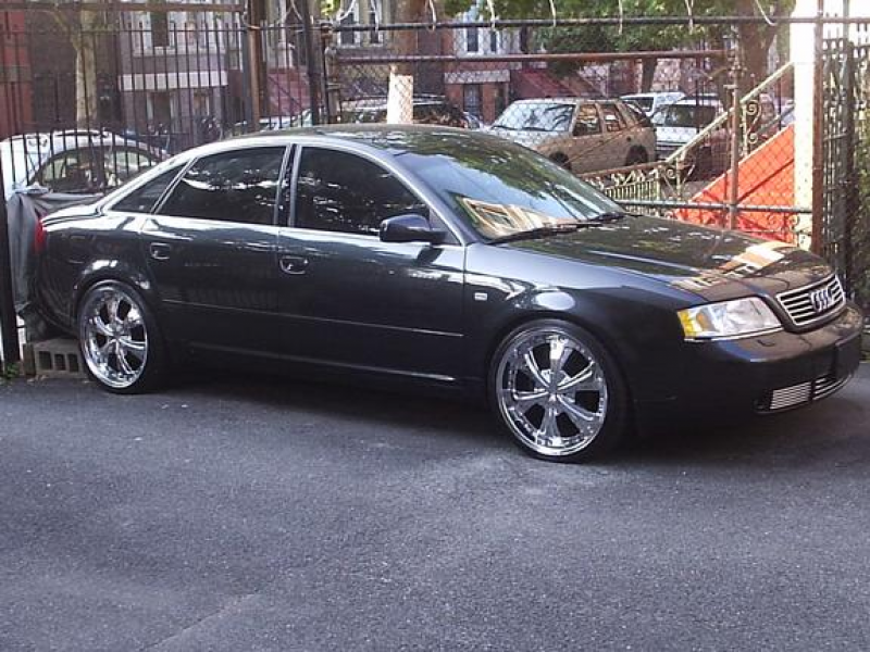 audija6 bronx, NY 2 Rides Views: 22,635 Share