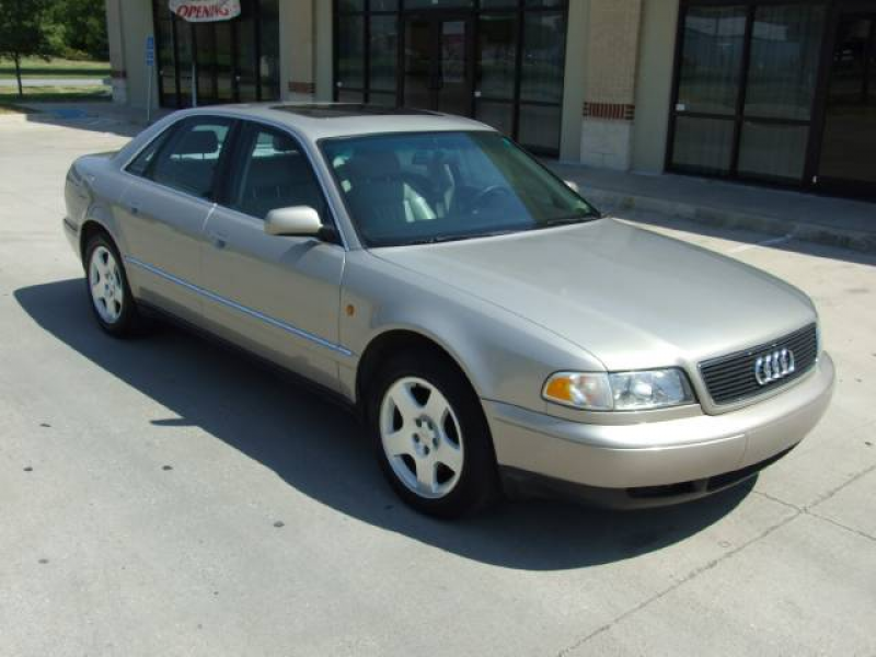 1999 audi a8 1999 audi a8 4 2 quattro the vehicle is absolutely ...