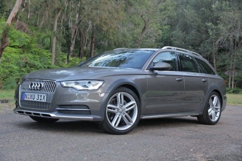 2016 Audi A6 Allroad Quattro Refresh — Changes & Improvements