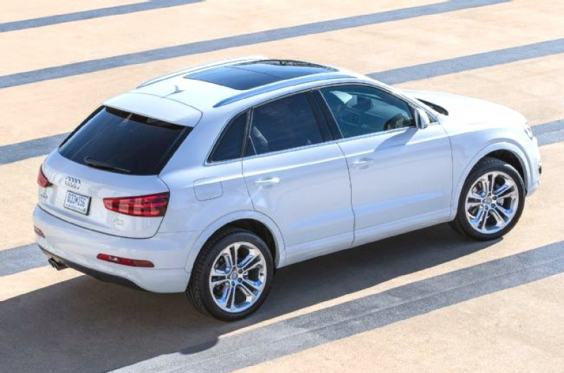 2016 Audi Q5 Hybrid Price and MPG