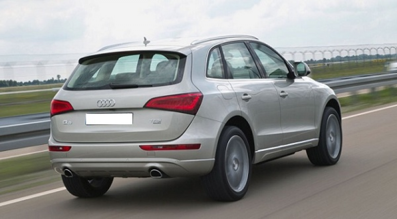 2016 Audi Q5 Types of Engines and Horsepower