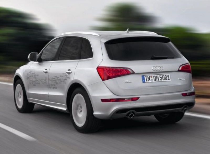 2016 Audi Q5 Hybrid Review And Specs