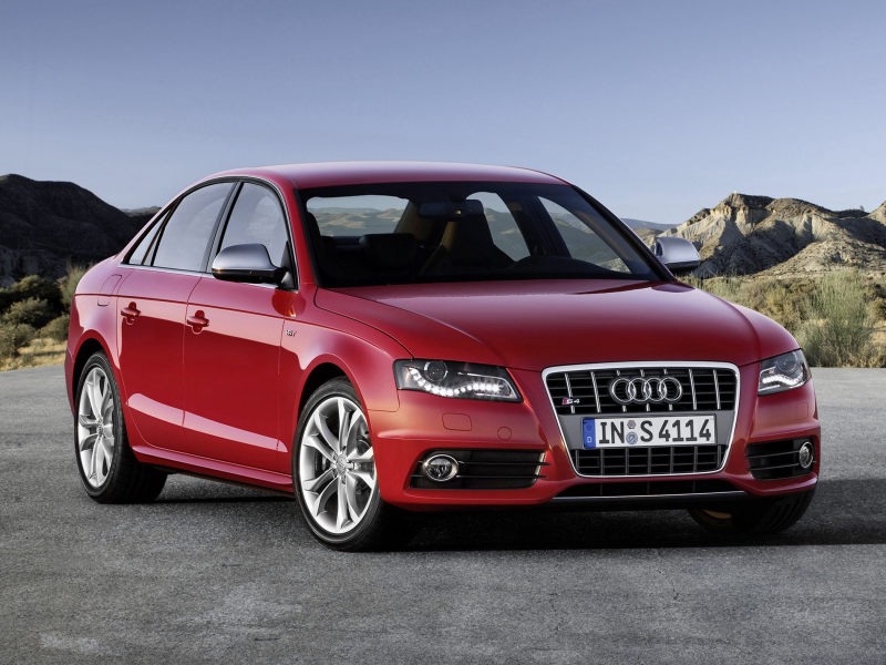 2011 Audi S4 Sedan 3.0 Premium Plus 4dr All wheel Drive quattro Sedan ...