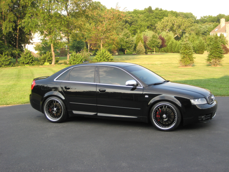 Picture of 2005 Audi S4 4 Dr quattro AWD Sedan, exterior