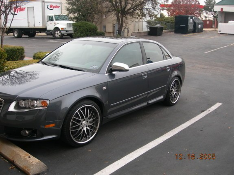 texasguy s 2005 audi s4 s4 fun hope you like