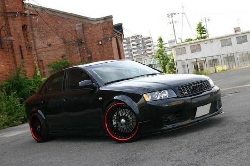 autotech4554 s 2005 audi s4 black red big s4