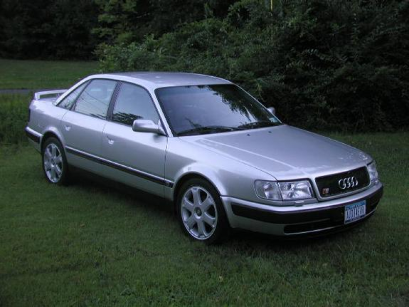 Another audi4evr 1992 Audi S4 post...