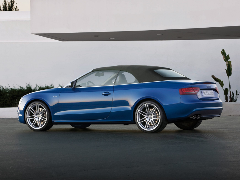 2011 Audi S5 Convertible 3.0 Premium Plus 2dr All wheel Drive quattro ...