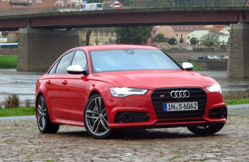 First Drive: 2016 Audi A6/S6
