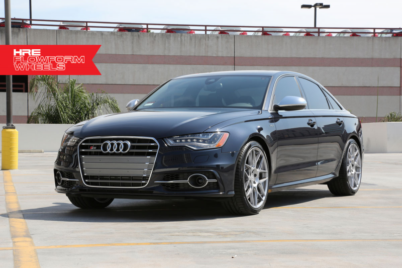 2013 HRE Performance Audi S6