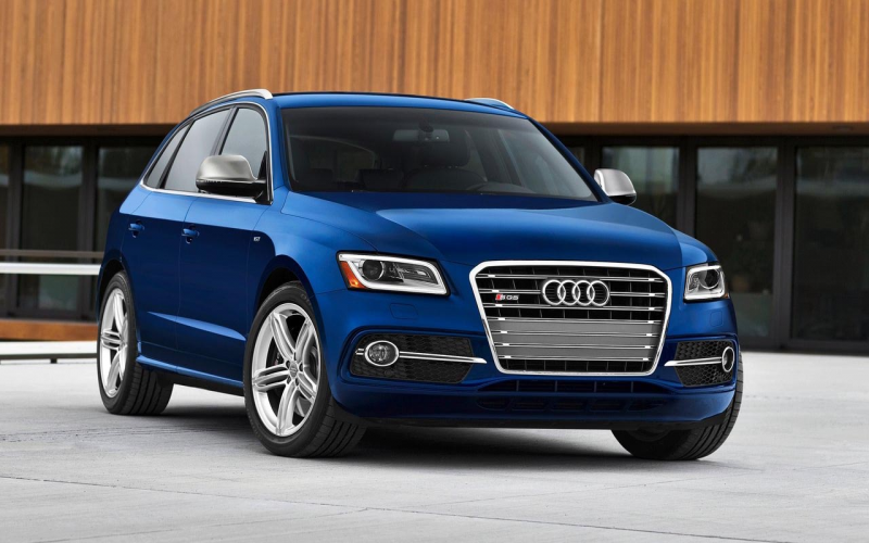 Audi SQ5 2016 Changes, Price and Release Date