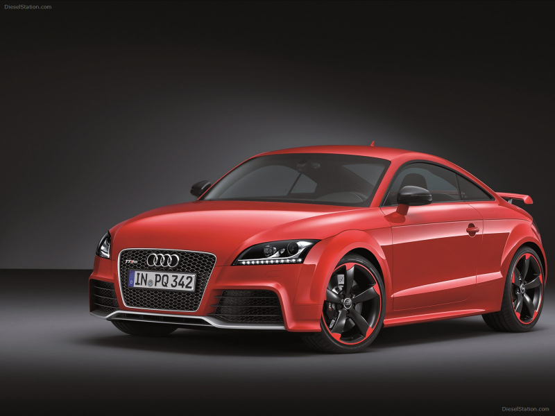 Home > Audi > Audi TT RS Plus 2013