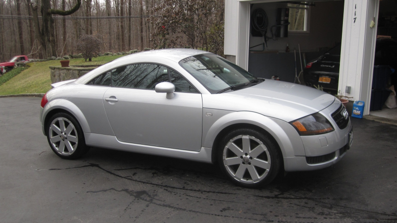 Picture of 2004 Audi TT Coupe Quattro, exterior