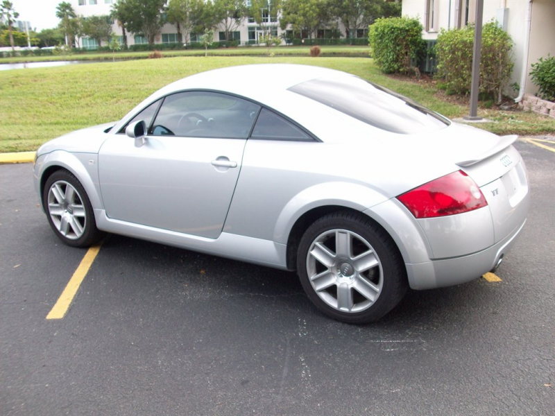 Picture of 2003 Audi TT Coupe, exterior