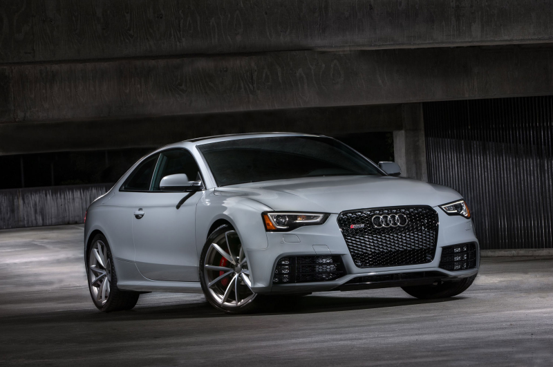 2015 Audi RS 5 Coupe Sport Edition Debuts, Limited to 75 Units Photo ...