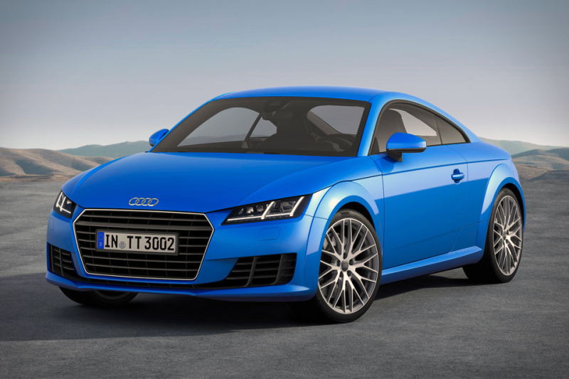 2015 audi tt for the third generation 2015 audi tt the styling is more ...