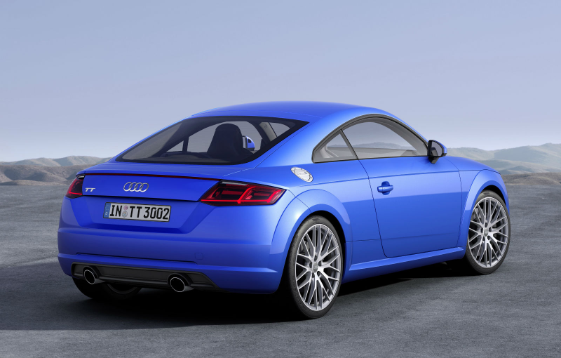 2015 Audi TT Wallpaper [photo gallery]