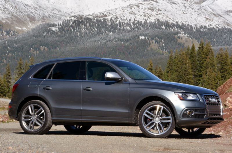 Related Gallery 2014 Audi SQ5: First Drive
